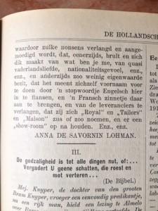 22 januari 1913
