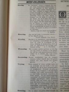 Week-kalender 7 februari 1900