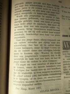 Vormen, 10 april 1901, deel 2