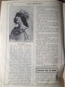 Artikel Sarah Bernhardt 2