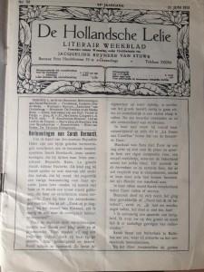 Artikel Sarah Bernhardt 1
