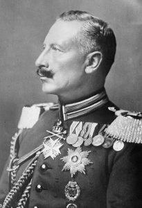 Wilhelm II in 1914 (via Wikipedia)