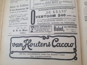Van Houtens Cacao