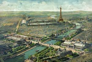 Overzicht van de Exposition  Universelle