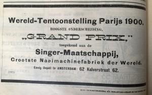 De Hollandsche Lelie 10 oktober 1900